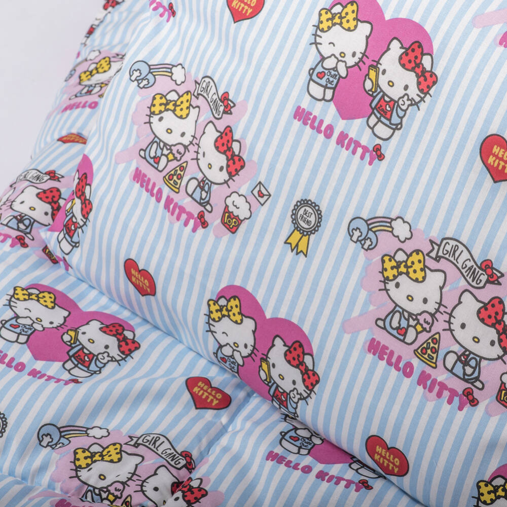 Hello Kitty bébi ágyneműhuzat garnitúra