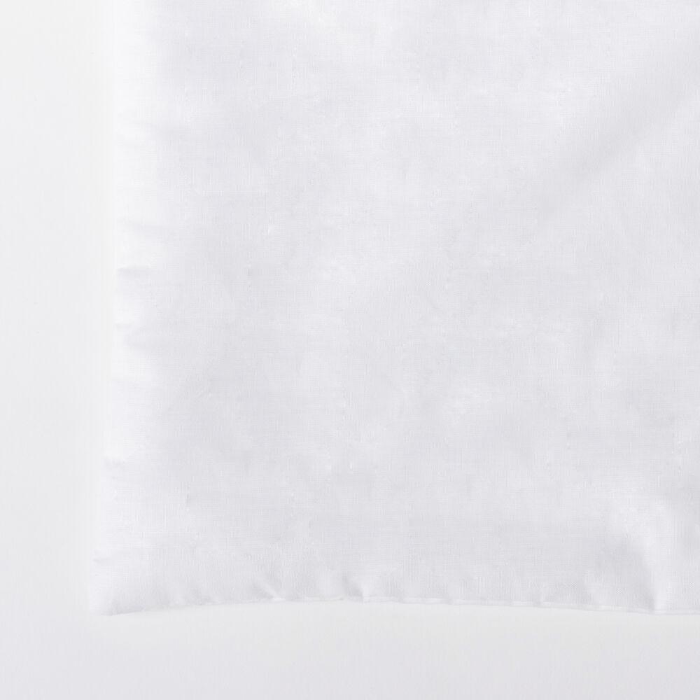 Hófehér gyermek ágyneműhuzat garnitúra.