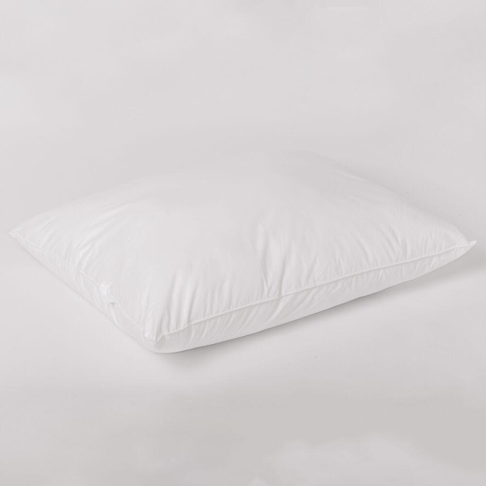 Fehér pamut félpárna