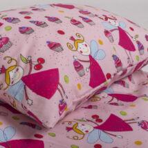 Babócás gyermek ágyneműhuzat garnitúra
