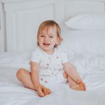 Szatén gyermek ágyneműhuzat garnitúra