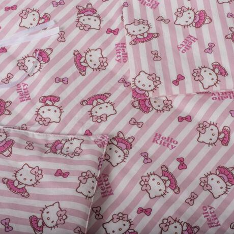 100% pamut bébi paplanhuzat Hello Kitty mintával.