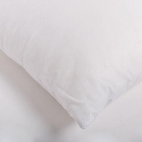 Antiallergén, bőrbarát félpárnánk nyugodt álmot biztosít az allergiával küzdőknek is. 90 fokon mosható, így minden kórokozó könnyedén elpusztítható.